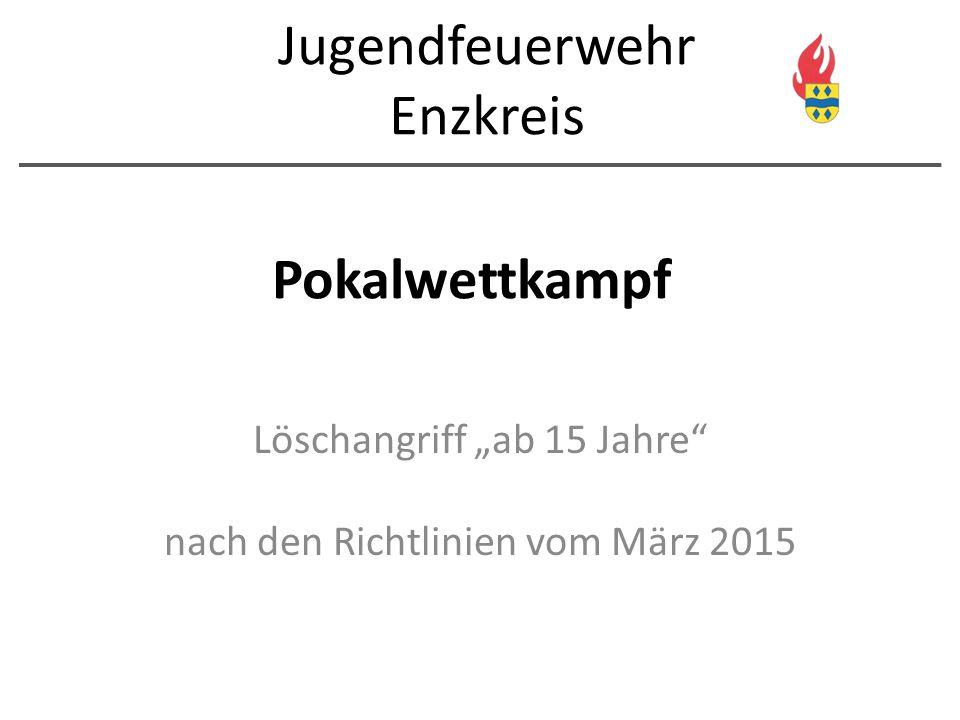 """Löschangriff """"ab 15 Jahre nach den Richtlinien vom März 2015"""