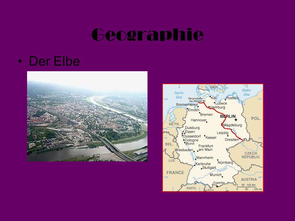 Geographie Der Elbe
