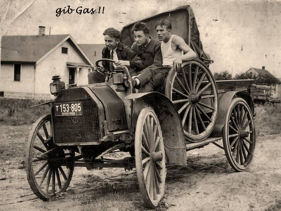 gib Gas !!