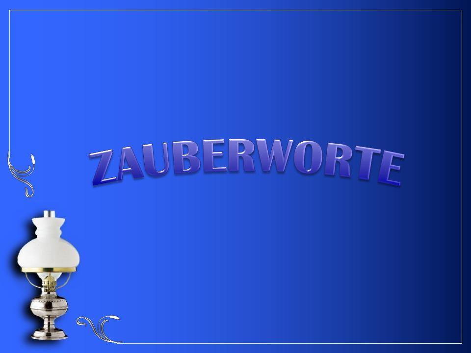ZAUBERWORTE