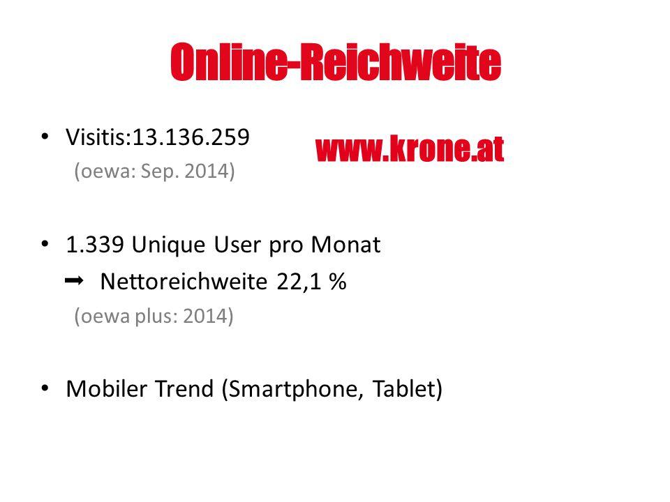 Online-Reichweite www.krone.at Visitis:13.136.259