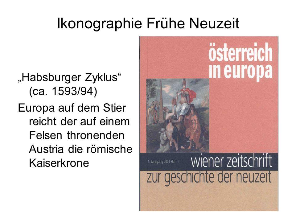 Ikonographie Frühe Neuzeit