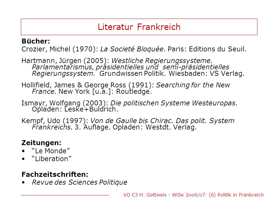 Literatur Frankreich Bücher: