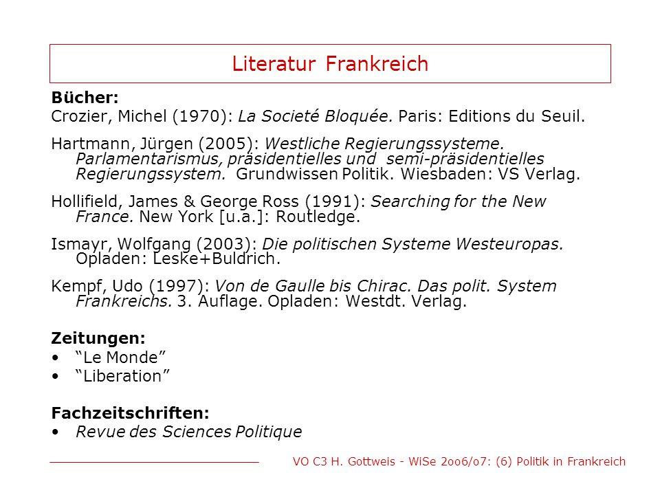 Literatur Frankreich Bücher: