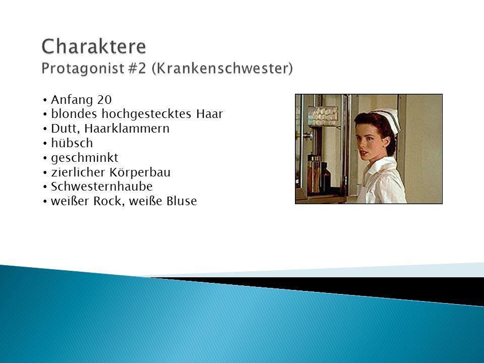 Charaktere Protagonist #2 (Krankenschwester)