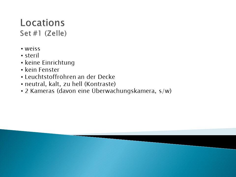 Locations Set #1 (Zelle)