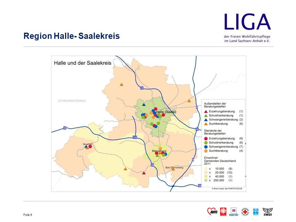 Region Halle- Saalekreis