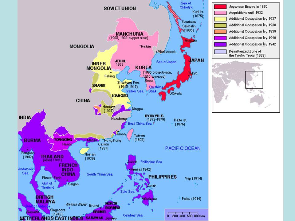 Geschichte Südkoreas 1910: Annexion durch Japan (Ilje Sidae)