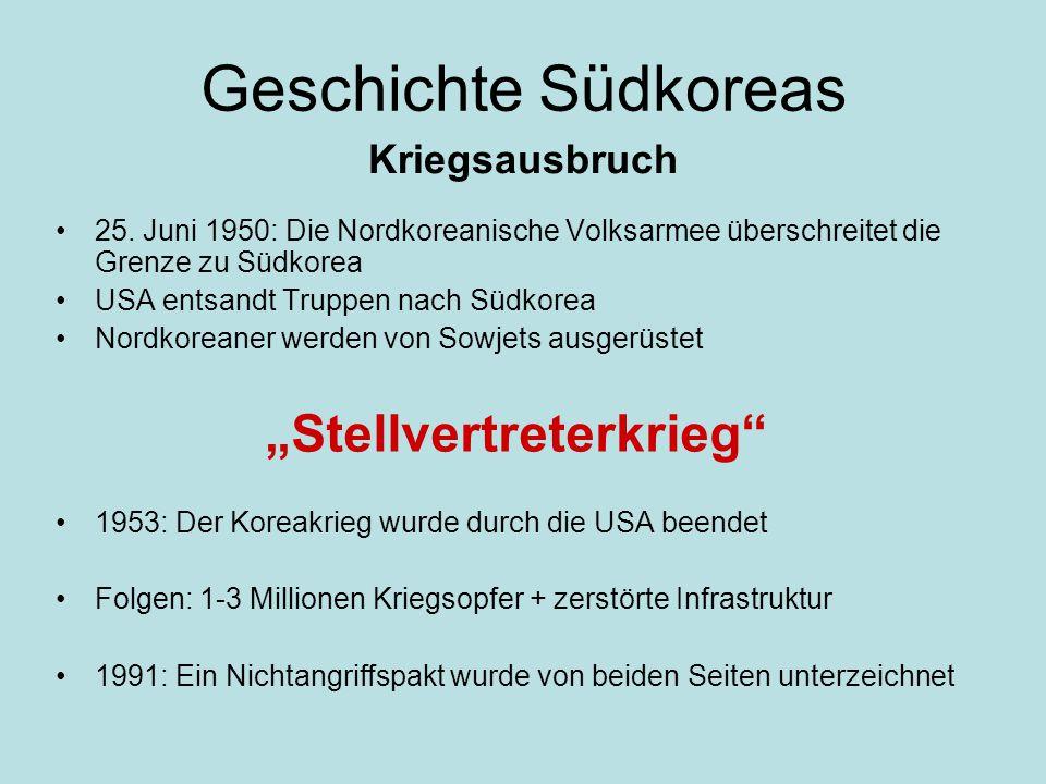 """""""Stellvertreterkrieg"""