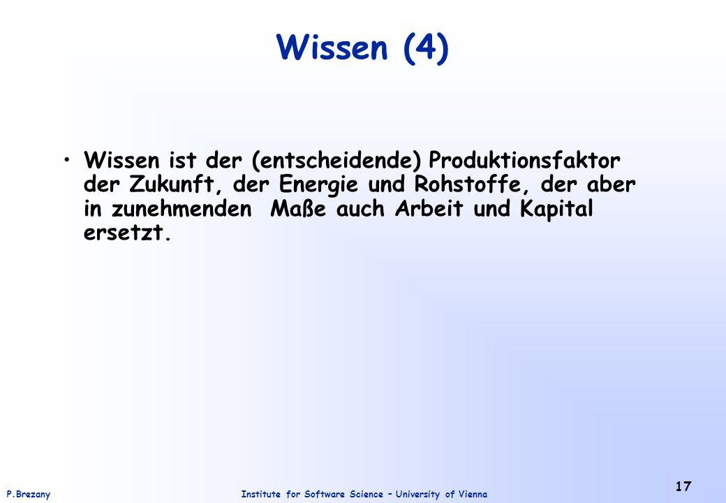 Wissen (4)