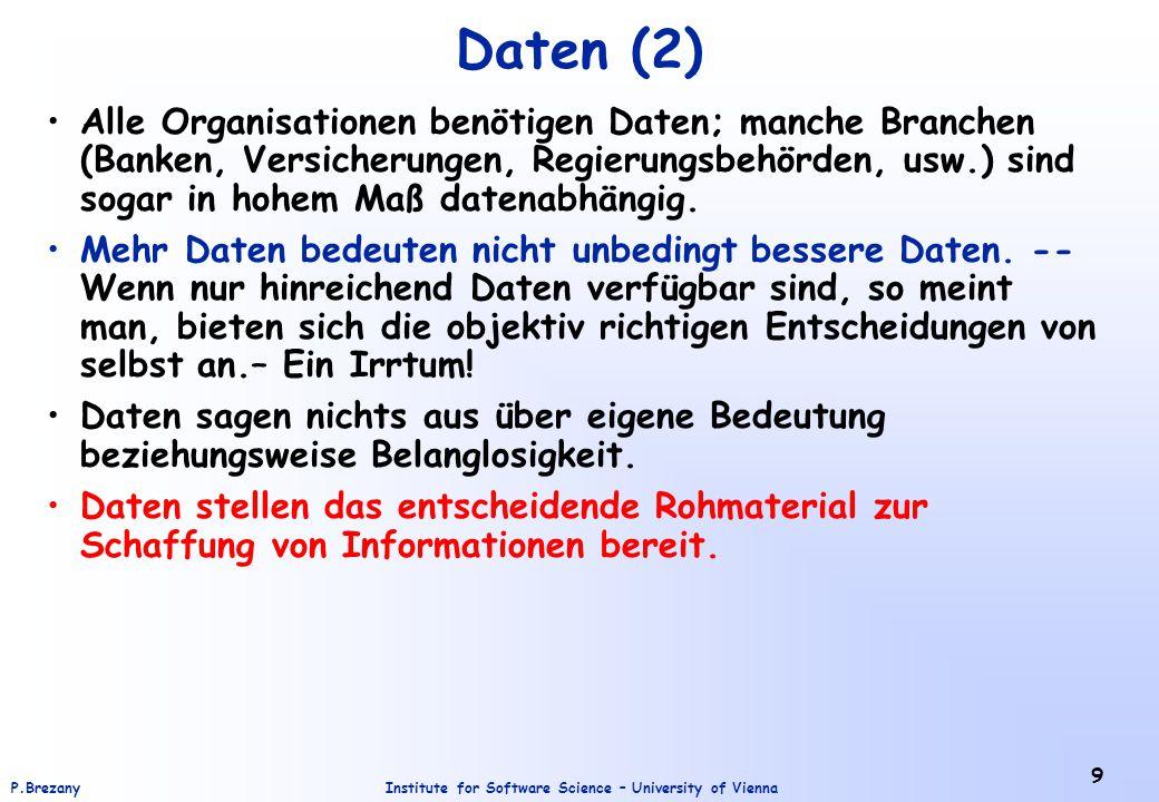 Daten (2)