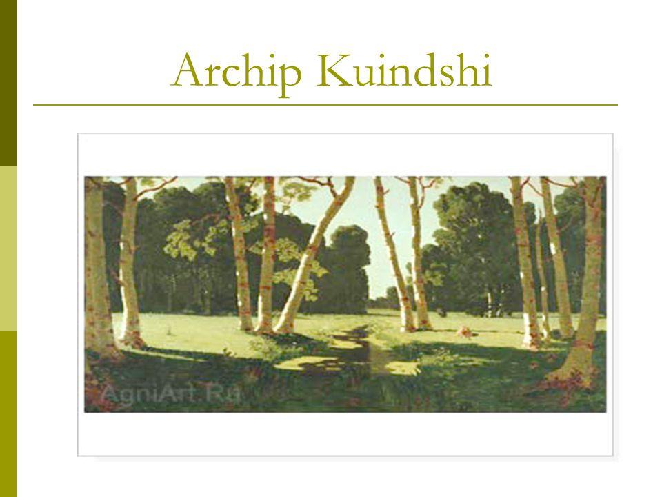 Archip Kuindshi