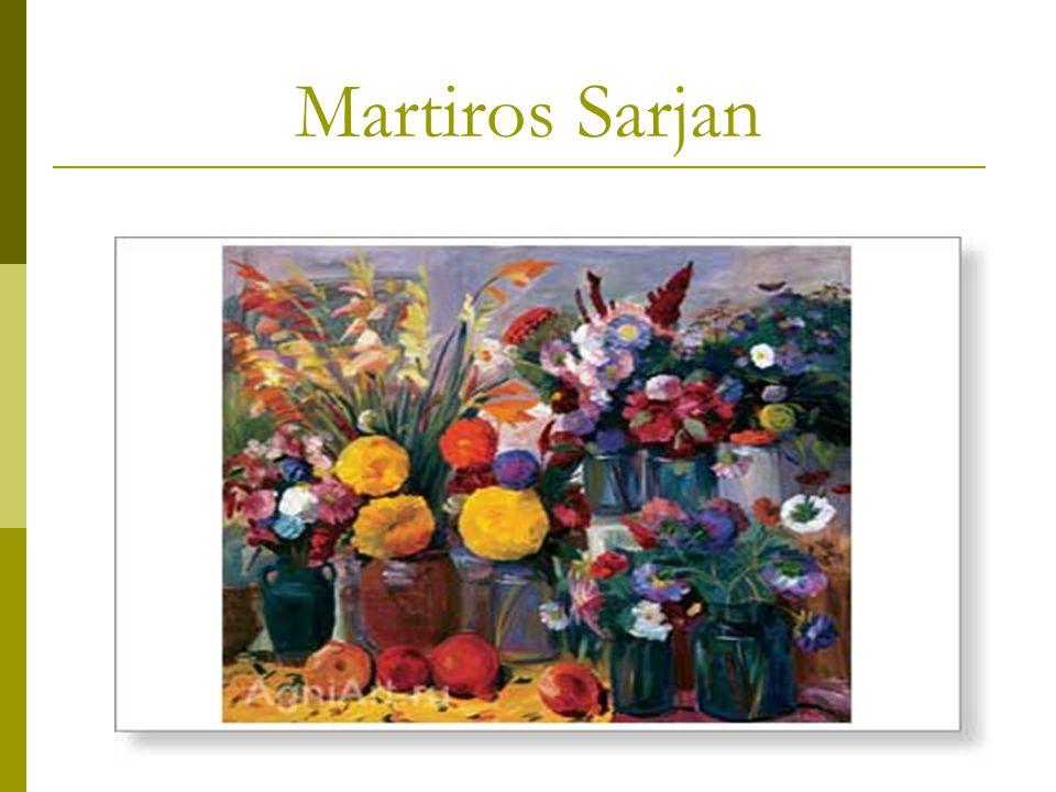 Martiros Sarjan
