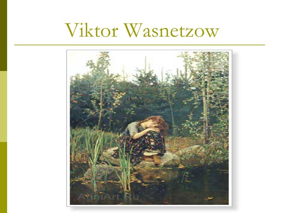 Viktor Wasnetzow
