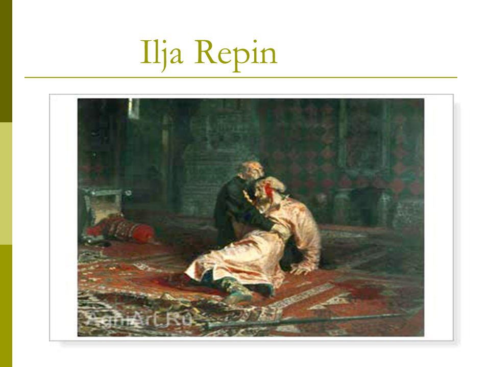Ilja Repin