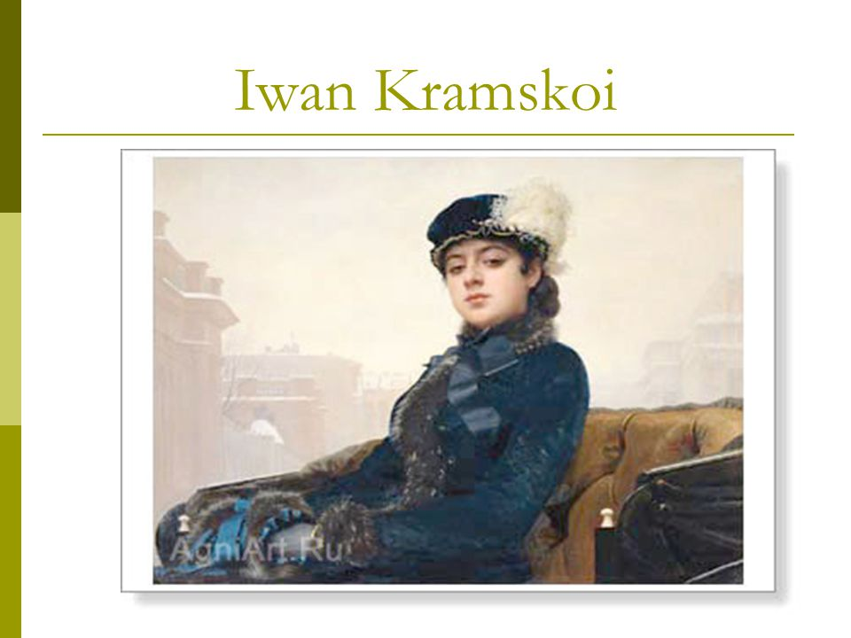 Iwan Kramskoi