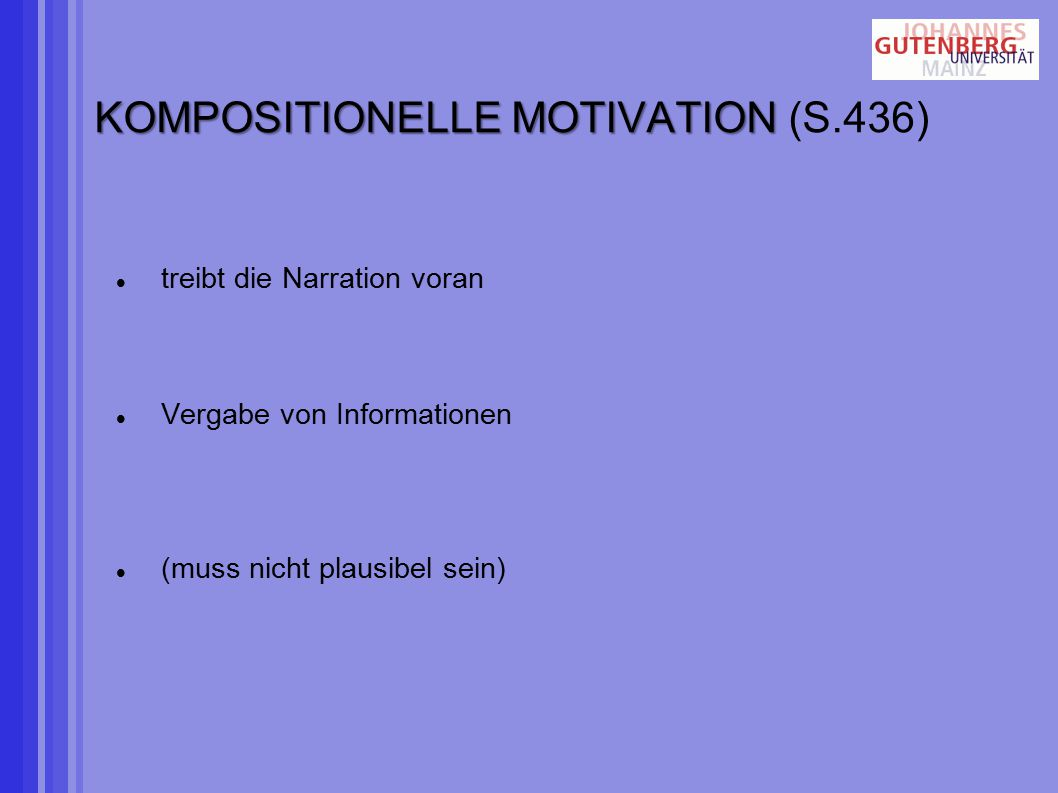 KOMPOSITIONELLE MOTIVATION (S.436)