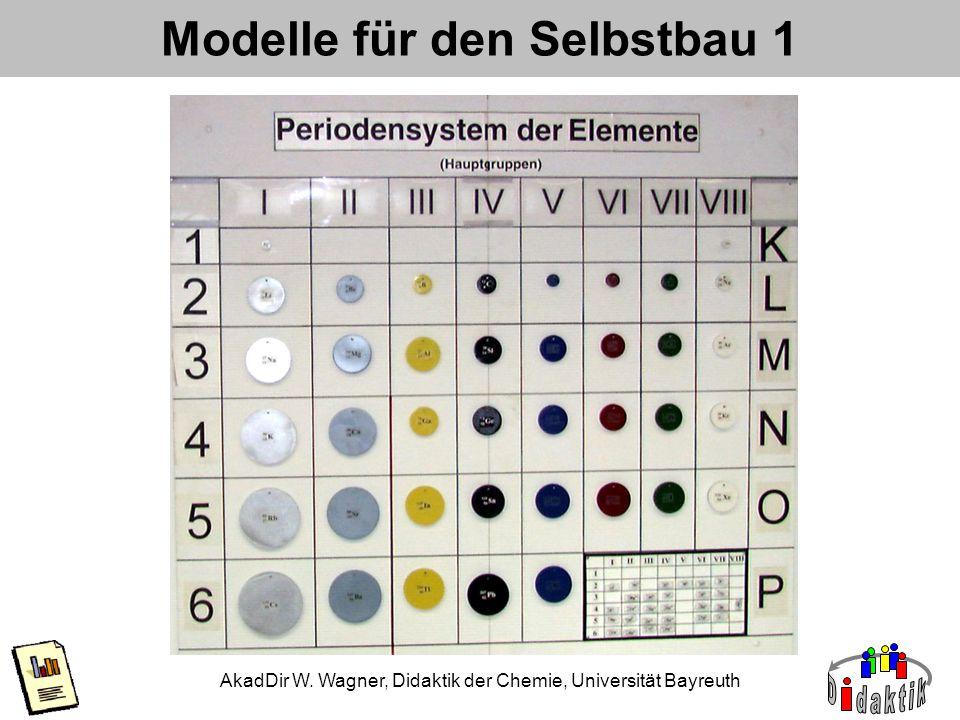 Modelle für den Selbstbau 1