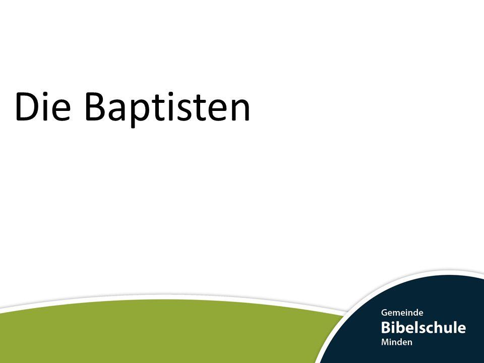 Die Baptisten