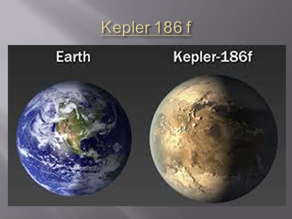 Kepler 186 f
