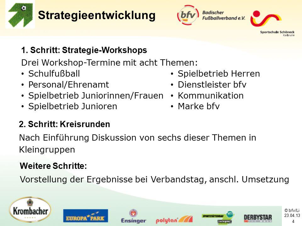 Strategieentwicklung