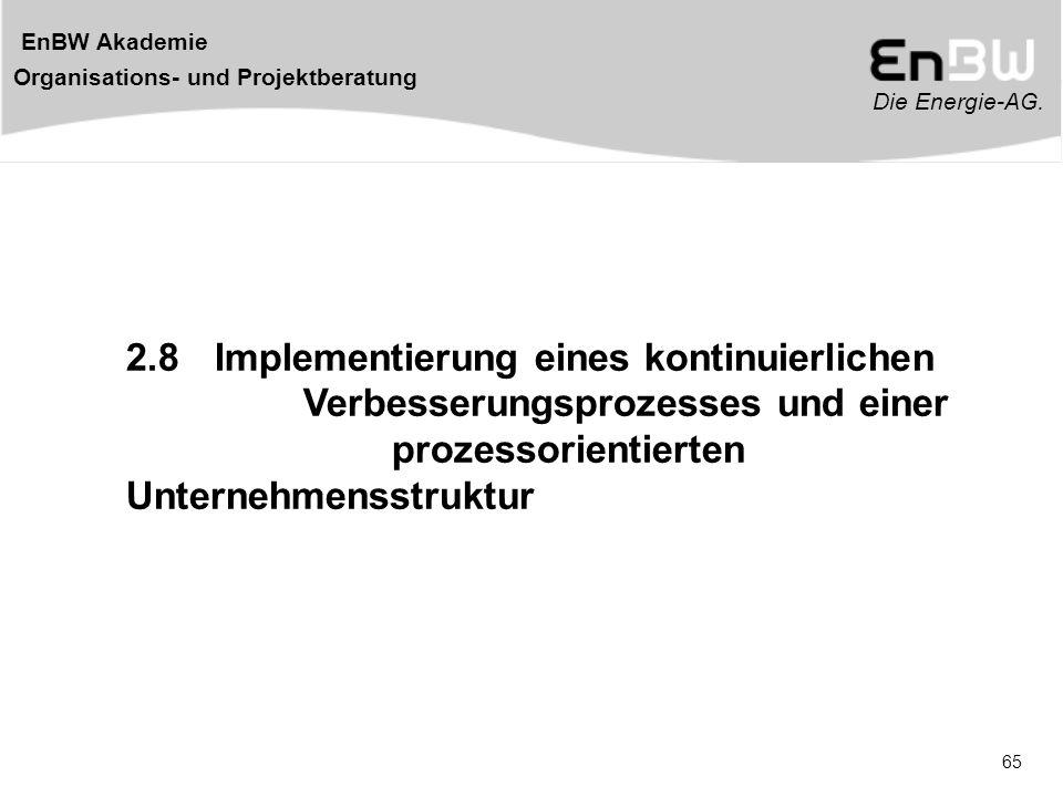 2. 8. Implementierung eines kontinuierlichen