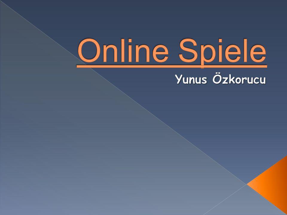 Online Spiele Yunus Özkorucu