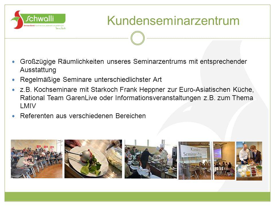 Kundenseminarzentrum