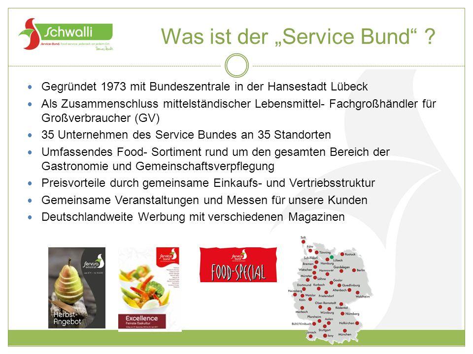 """Was ist der """"Service Bund"""