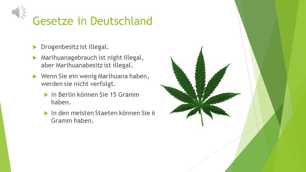 Gesetze in Deutschland