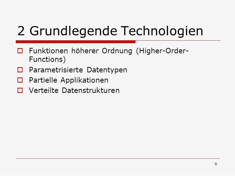 2 Grundlegende Technologien