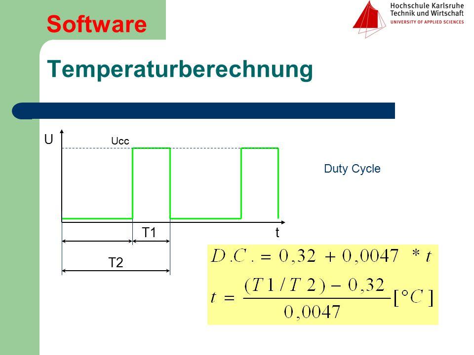 Temperaturberechnung