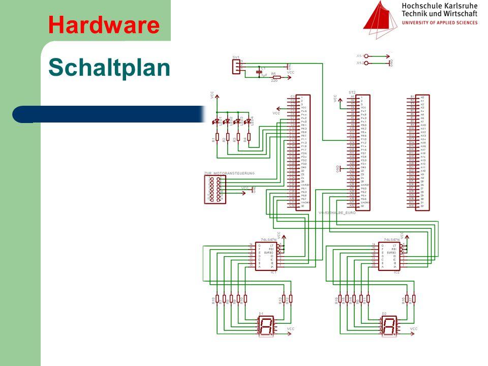 Hardware Schaltplan