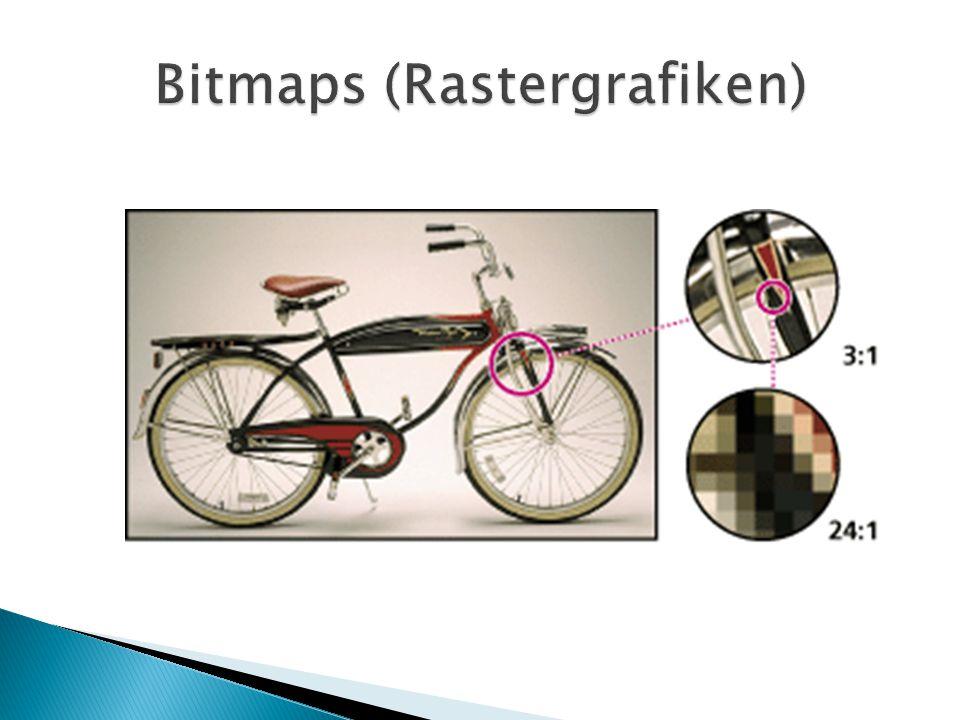 Bitmaps (Rastergrafiken)