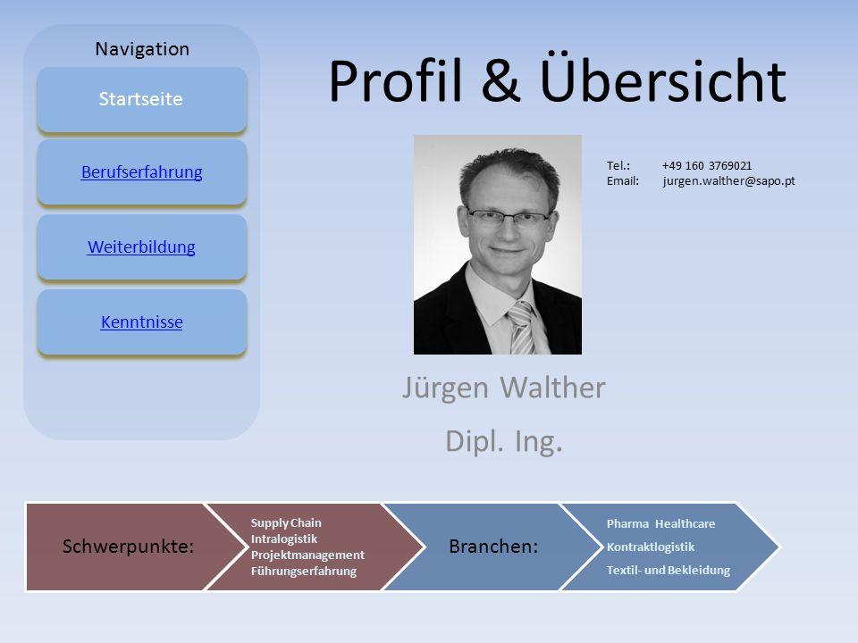 Jürgen Walther Dipl. Ing.