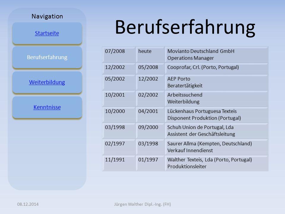 Jürgen Walther Dipl.-Ing. (FH)