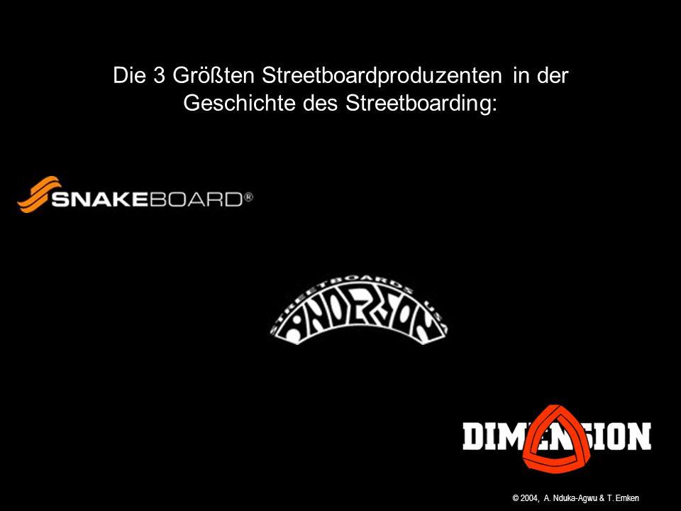 Die 3 Größten Streetboardproduzenten in der Geschichte des Streetboarding:
