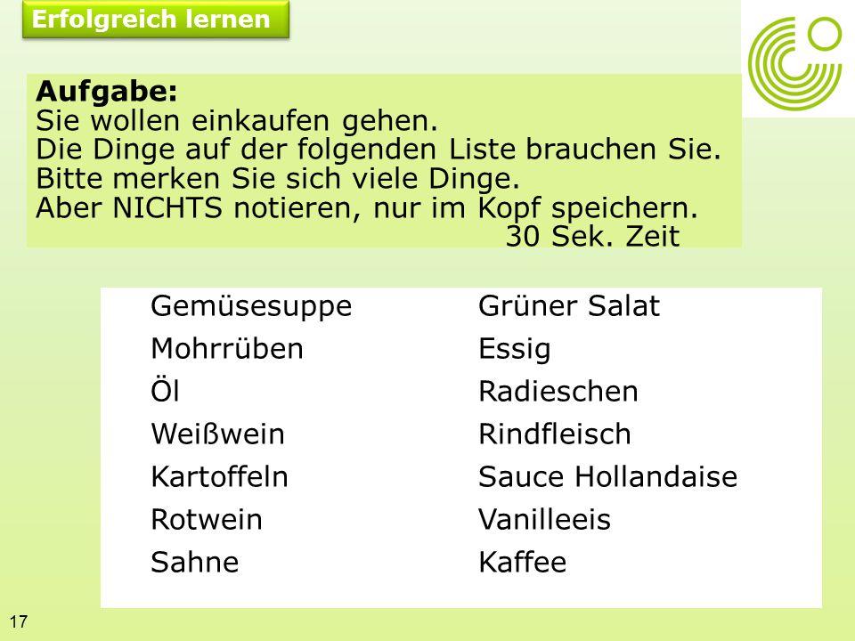 Gemüsesuppe Grüner Salat Mohrrüben Essig Öl Radieschen