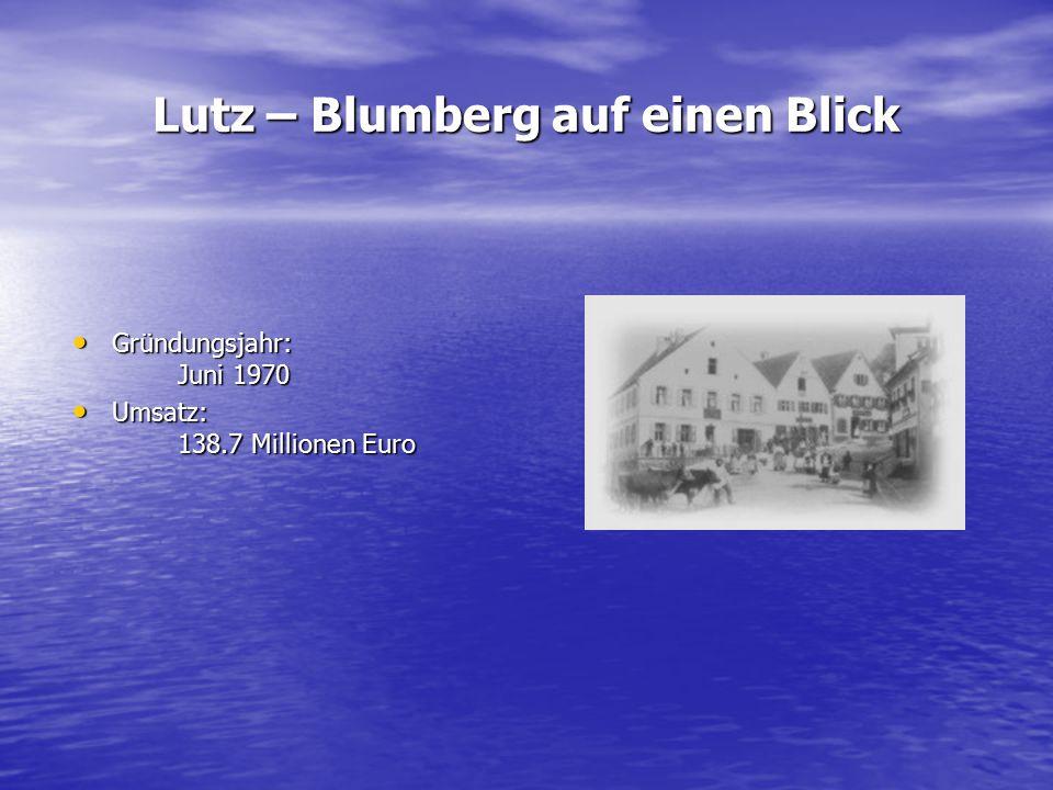 Lutz – Blumberg auf einen Blick