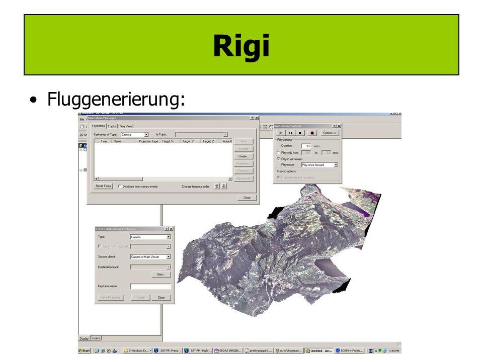 Rigi Fluggenerierung: