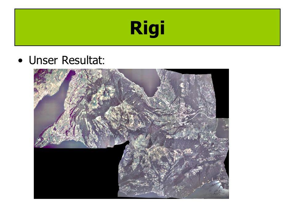 Rigi Unser Resultat: