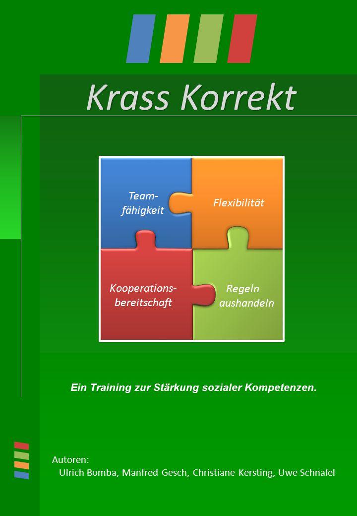 Ein Training zur Stärkung sozialer Kompetenzen.