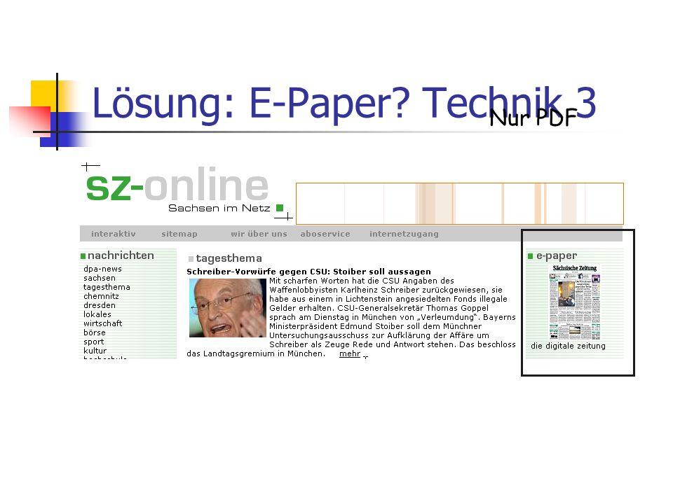 Lösung: E-Paper Technik 3