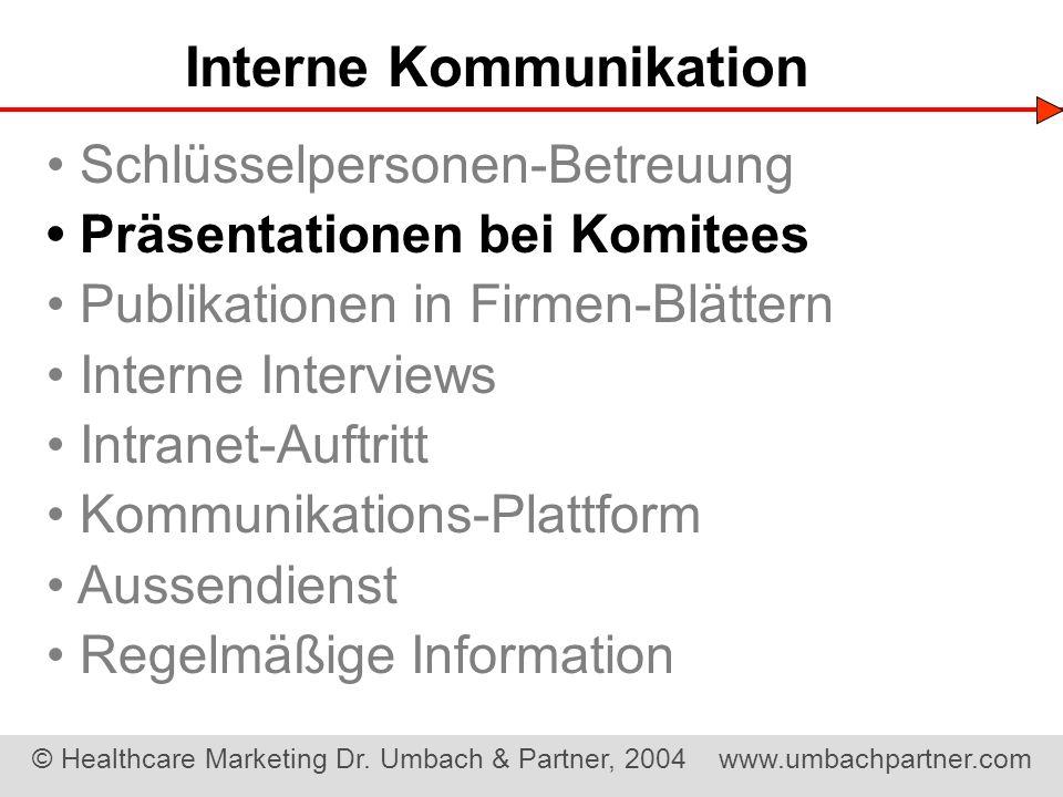 Interne Kommunikation