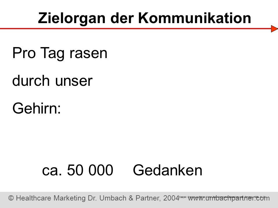 Zielorgan der Kommunikation
