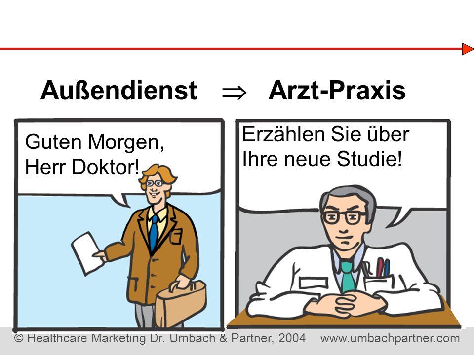 Außendienst  Arzt-Praxis
