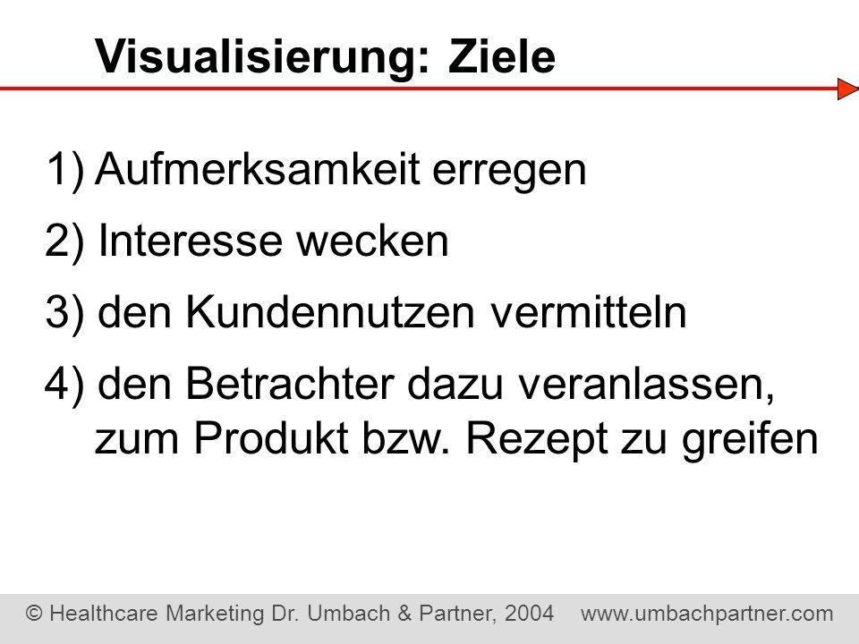 Visualisierung: Ziele