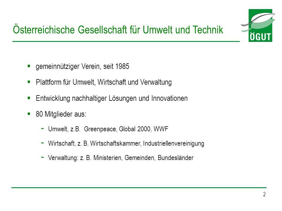 Österreichische Gesellschaft für Umwelt und Technik