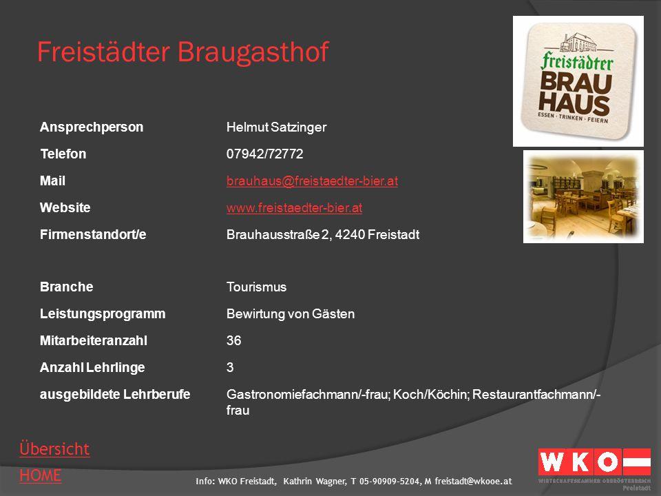 Freistädter Braugasthof