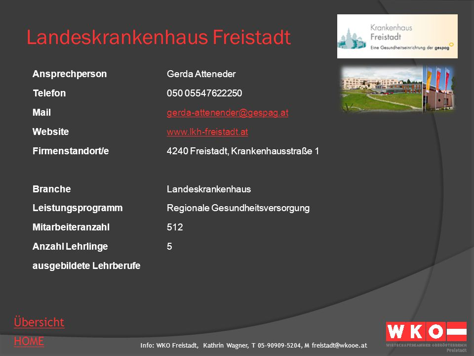 Landeskrankenhaus Freistadt